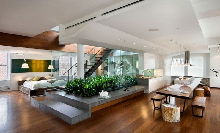 5- interior gardens interior gardens 10 Amazing interior gardens to inspire you 5 interior gardens