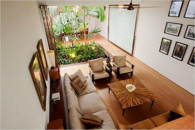 8- interior gardens interior gardens 10 Amazing interior gardens to inspire you 8 interior gardens