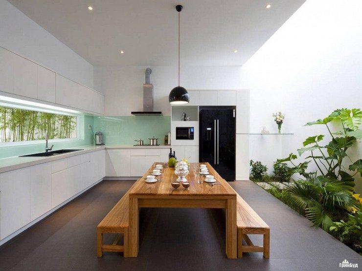 9- interior  interior gardens 10 Amazing interior gardens to inspire you 9 interior gardens 740x555