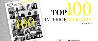 Top 100 Interior Designers by Boca do Lobo & Coveted Magazine - III