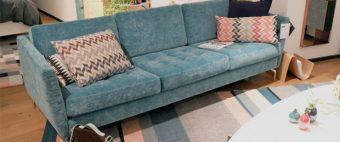 2017 trend for living room: 5 velvet sofas