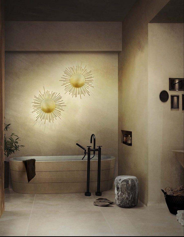 25 breathtaking ideas for a Luxury bathroom