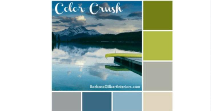 Inspiring interior design blog by Barbara Gilbert Interiors