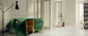The most exquisite modern sideboards and consoles