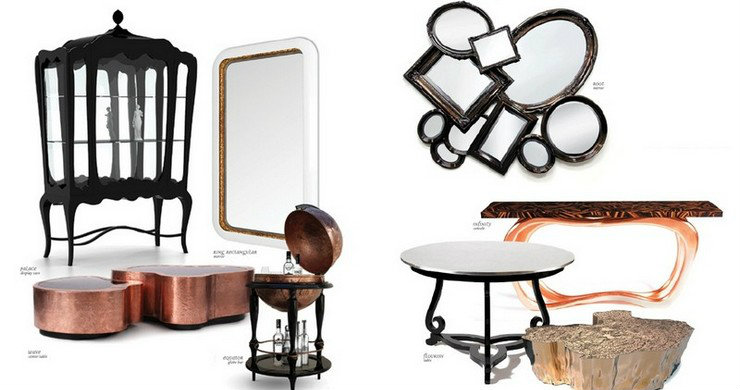 Explore the Amazing Coolors Exclusive Collection by Boca do Lobo