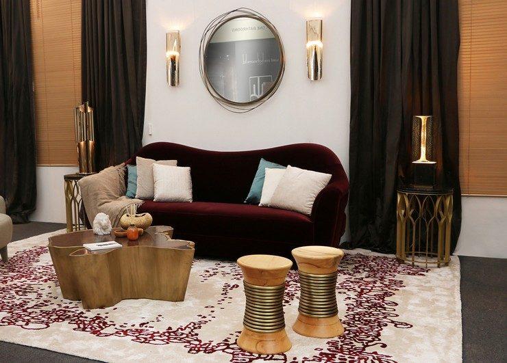 stools in your decoration Stools in your Decoration How to Include Stools in your Decoration brabbu decorex september 2016 5 HR