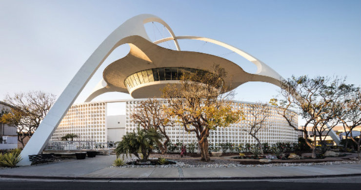 MID-CENTURY MODERN ARCHITECTURE- BEST DESIGNED STRUCTURES!