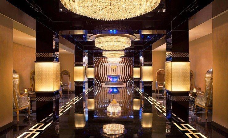 Man Ho Club, Marriot Hangzhou, China