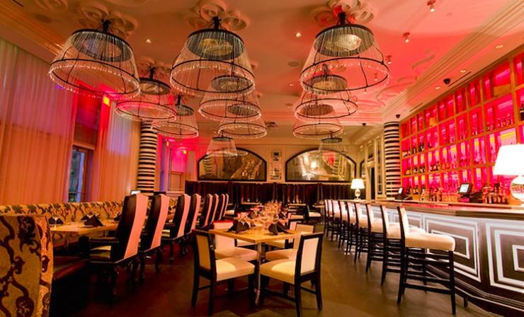 Fedora Restaurant  top interior designers Texas Top Interior Designers: Design Duncan Miller Ullmann fedora duncan design firm3