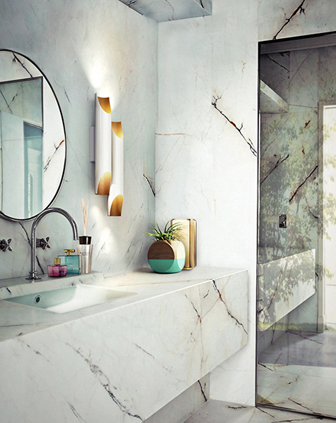 Pearl Design Interiors Pearl Design Interiors Top Interior Design Trends from Pearl Design Interiors galliano wall lamp 01