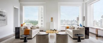 Sneek-peek into an Apartment Designed By Deborah Berke Partners