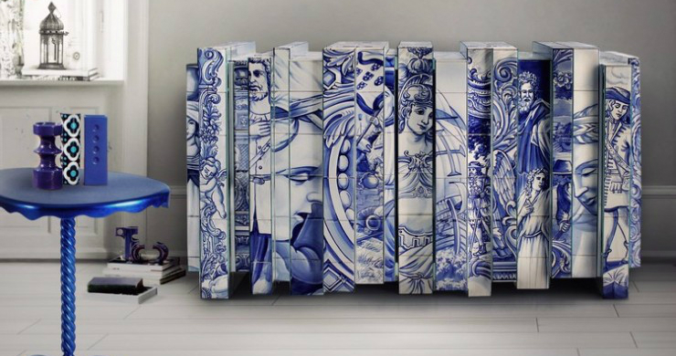 luxury interiors Navy Blue Sideboards and Cabinets For Luxury Interiors COVER