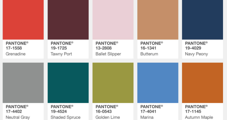 stay in fashion with pantone colors for fall 2017 Stay in Fashion with Pantone Colors for Fall 2017 cover