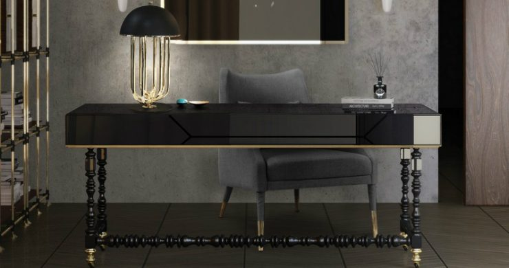 home office Home Office Decor Ideas For Gentlemen COVER 1 740x390