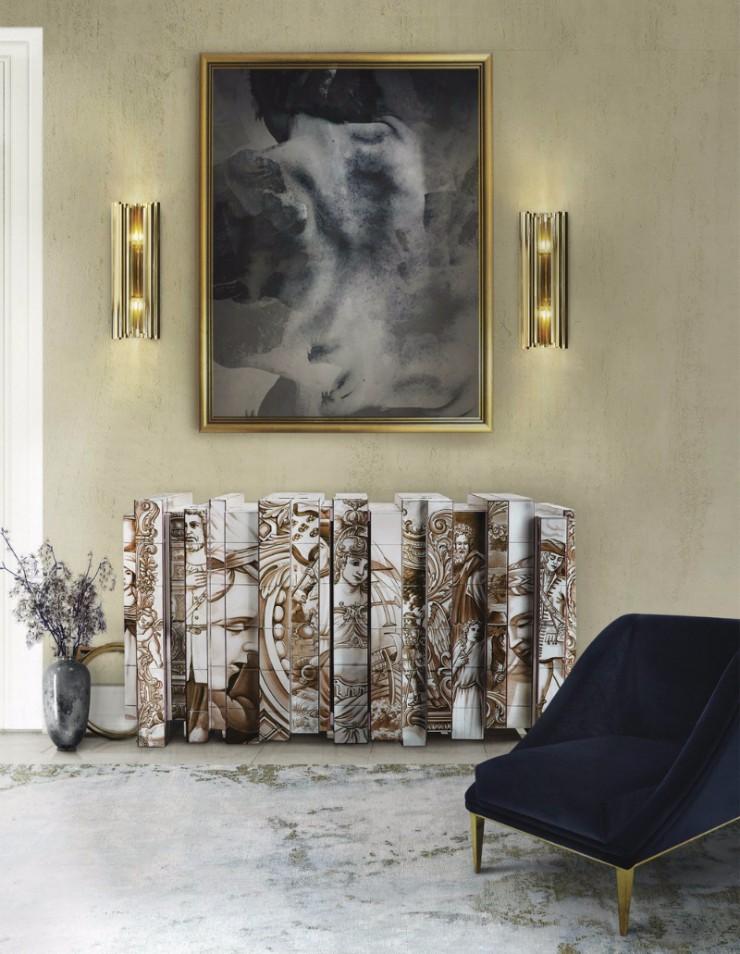 bespoke Bespoke Furniture Ideas: Meet Heritage Family by Boca do Lobo Exclusive Design Get to Know the Heritage Family by Boca do Lobo 15