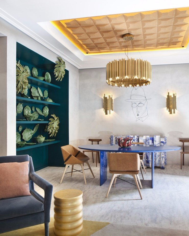 bespoke Bespoke Furniture Ideas: Meet Heritage Family by Boca do Lobo Exclusive Design Get to Know the Heritage Family by Boca do Lobo 18