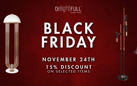 Black Friday 2017: Crazy Discouts on DelightFULL´s Collection Black Friday 2017: Crazy Discouts on DelightFULL´s Collection black friday delightfull unique lamps 480x300