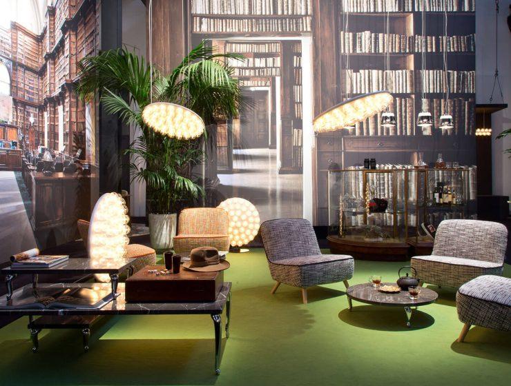 luxury lighting showroom you must visit in houston Luxury Lighting Showroom You Must Visit in Houston moooi1 1 740x560