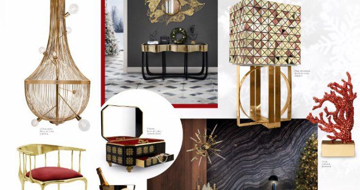 christmas season Luxurious Decoration Ideas for the Christmas Season COVER 1 740x390