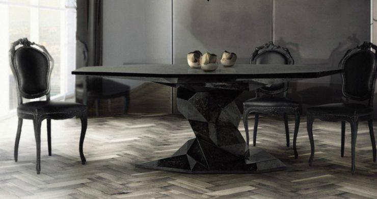 luxury interior design Round Dining Tables for a Luxury Interior Design COVER 2 740x390