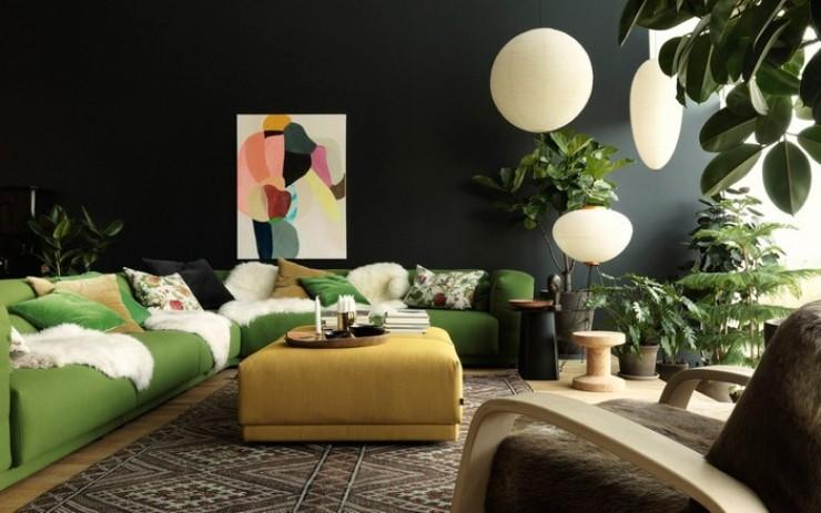living room design Living Room Design Ideas: Trendy and Mysterious Dark Interiors Living Room Design Ideas Trendy and Mysterious Dark Interiors10