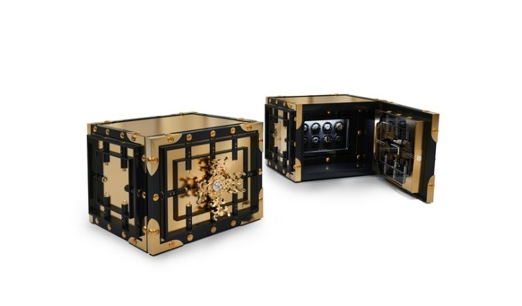 luxury safe Be Dazzled by Boca do Lobo Knox Luxury Safe Be Stunned by the Exclusivity of Boca do Lobos Knox Luxury Safes 2