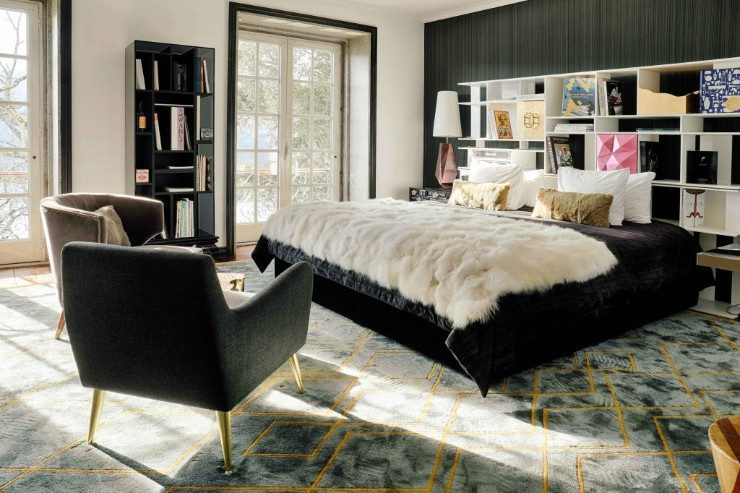 luxury brands Luxury Brands – Boca do Lobo Suite at COVET Douro Boca do Lobos Suite 2 1024x682 740x493