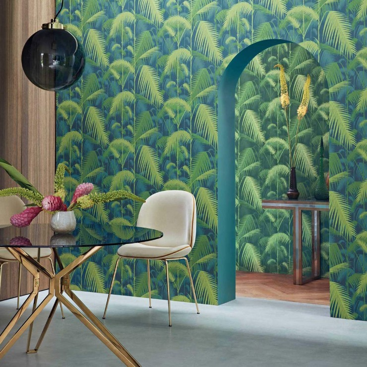 tropical prints Tropical Prints: the New Interior Design Trend Interior Design Trends 2018 Tropical Prints 1 1