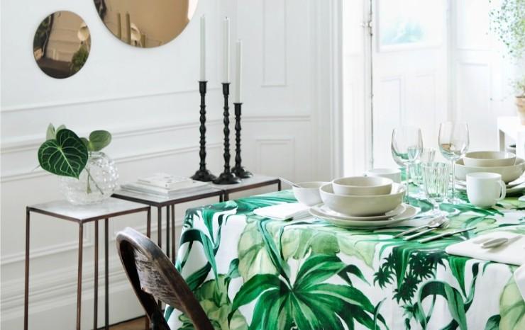 tropical prints Tropical Prints: the New Interior Design Trend Interior Design Trends 2018 Tropical Prints 19