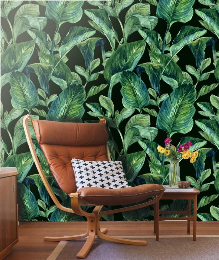 tropical prints tropical prints Tropical Prints: the New Interior Design Trend Interior Design Trends 2018 Tropical Prints 5