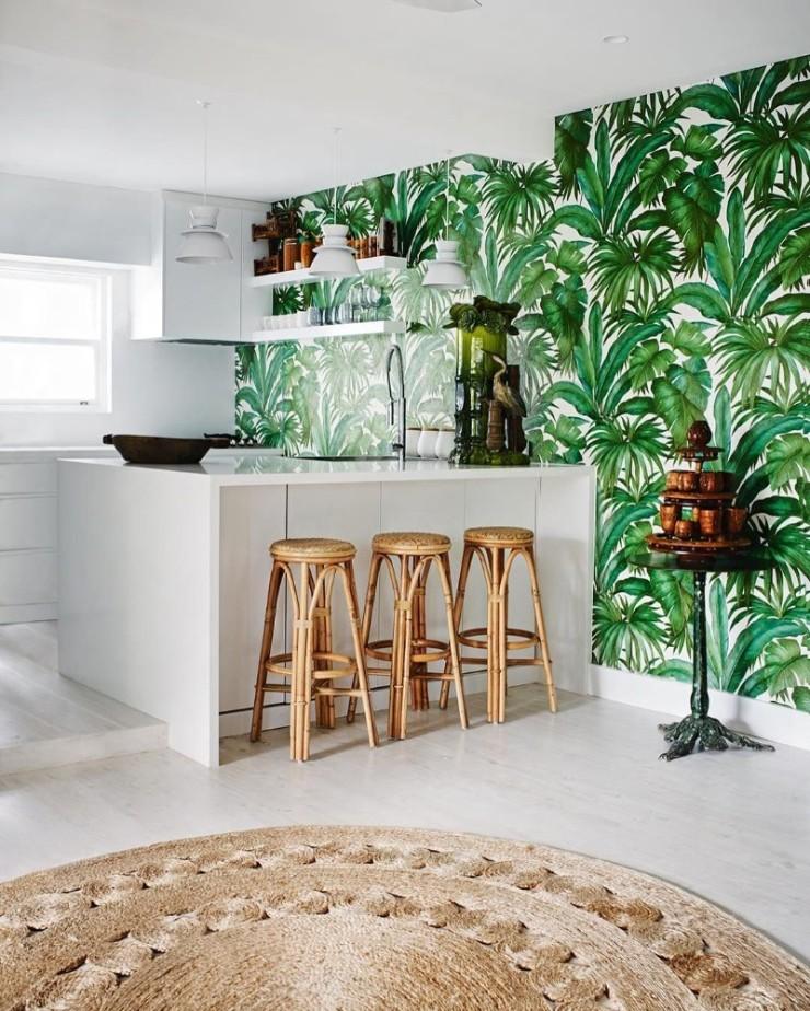 tropical prints Tropical Prints: the New Interior Design Trend Interior Design Trends 2018 Tropical Prints 8