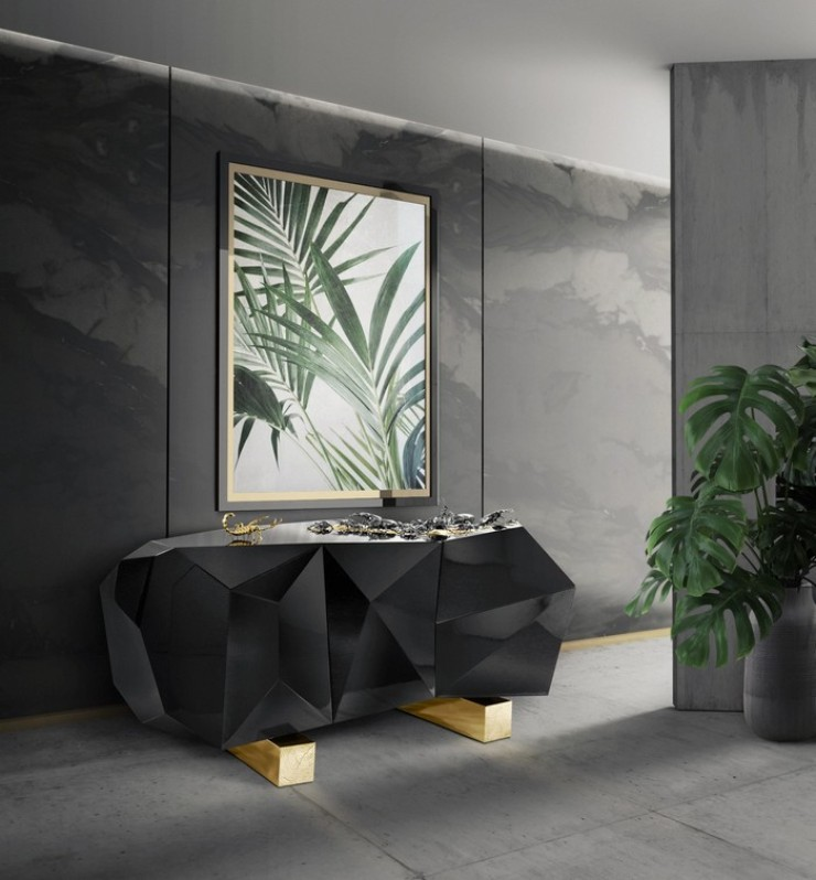 tropical prints Tropical Prints: the New Interior Design Trend pinterest inspirations 5