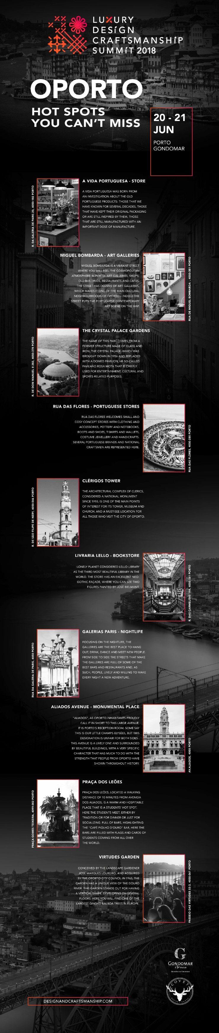 summit Reasons To Visit Luxury Design & Craftsmanship Summit oporto map summit 001