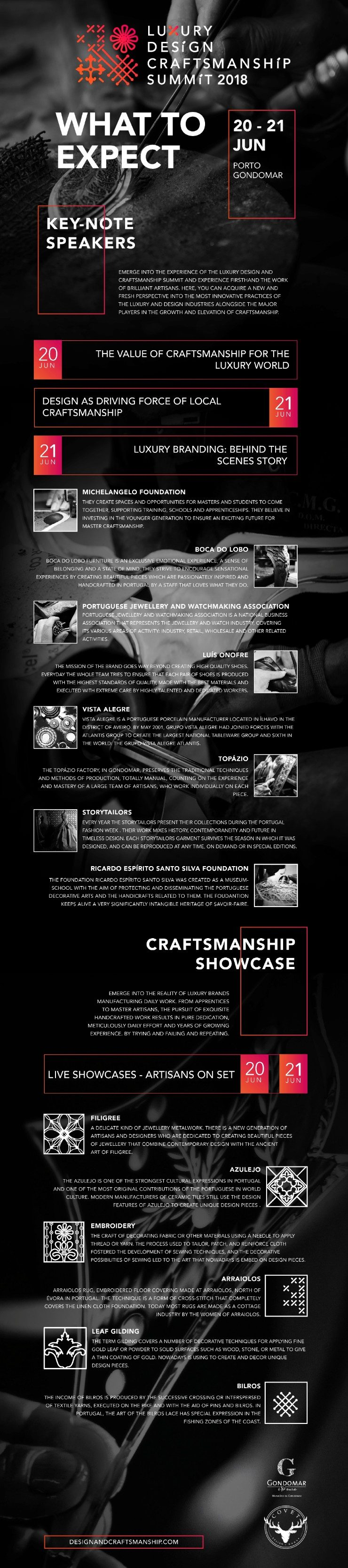 craftsmanship Be Dazzled by The Arts Of The Luxury Design & Craftsmanship Summit summit what to expect 001 740x3331