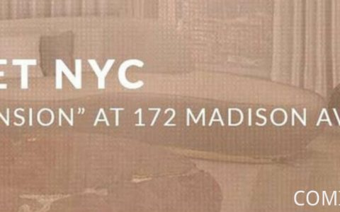 bespoke design The Bespoke Design of The Mansion in Madison Avenue MAIN 480x300