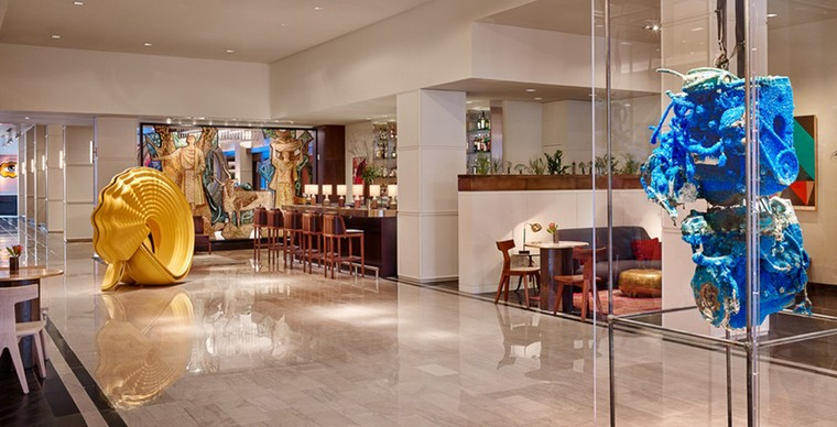 5 Boutique Hotels to Stay in Texas boutique hotel 5 Boutique Hotels to Stay in Texas The Joule Hotel 2