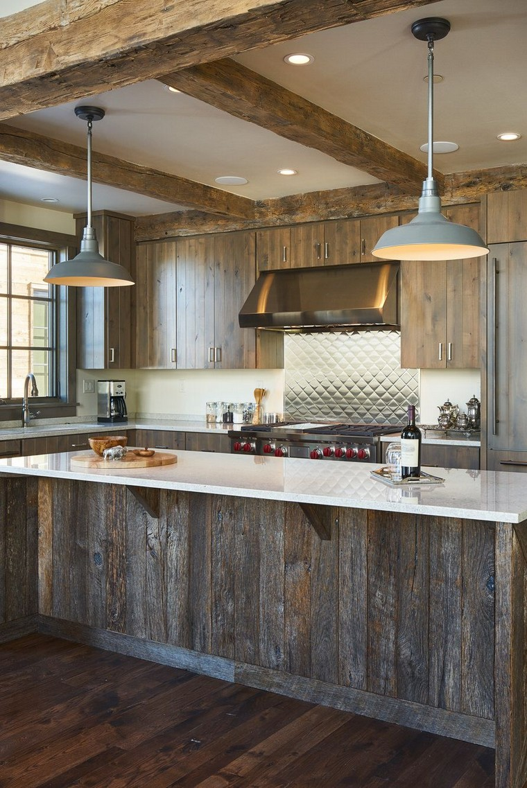 rustic style kitchen decor Get Inspired By These Incredible Rustic Style Kitchen Decor 160209 1013 copy 1540917917