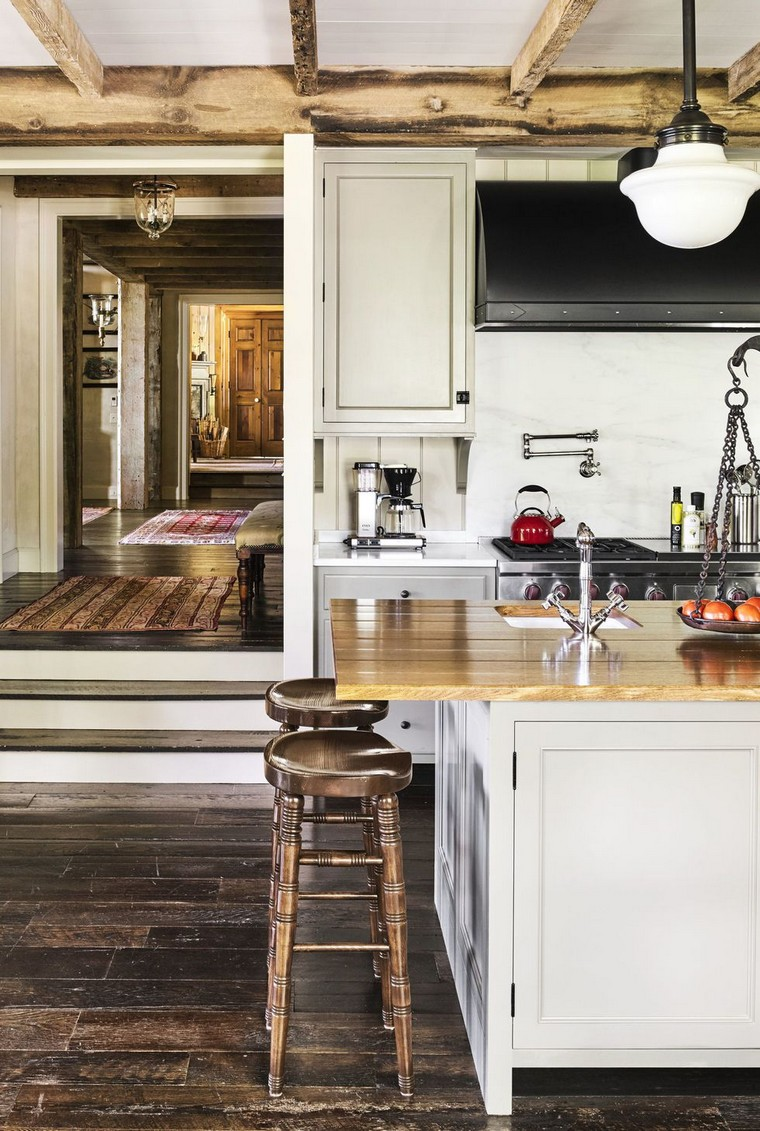 Get Inspired By These Incredible Rustic Style Kitchen Decor rustic style kitchen decor Get Inspired By These Incredible Rustic Style Kitchen Decor rustic kitchen 2 1517249633
