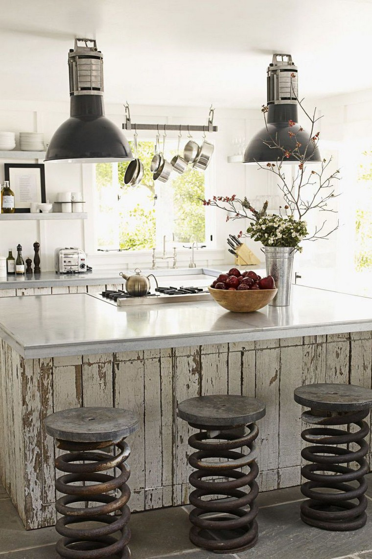 Get Inspired By These Incredible Rustic Style Kitchen Decor rustic style kitchen decor Get Inspired By These Incredible Rustic Style Kitchen Decor rustic kitchen white 2 1517251797