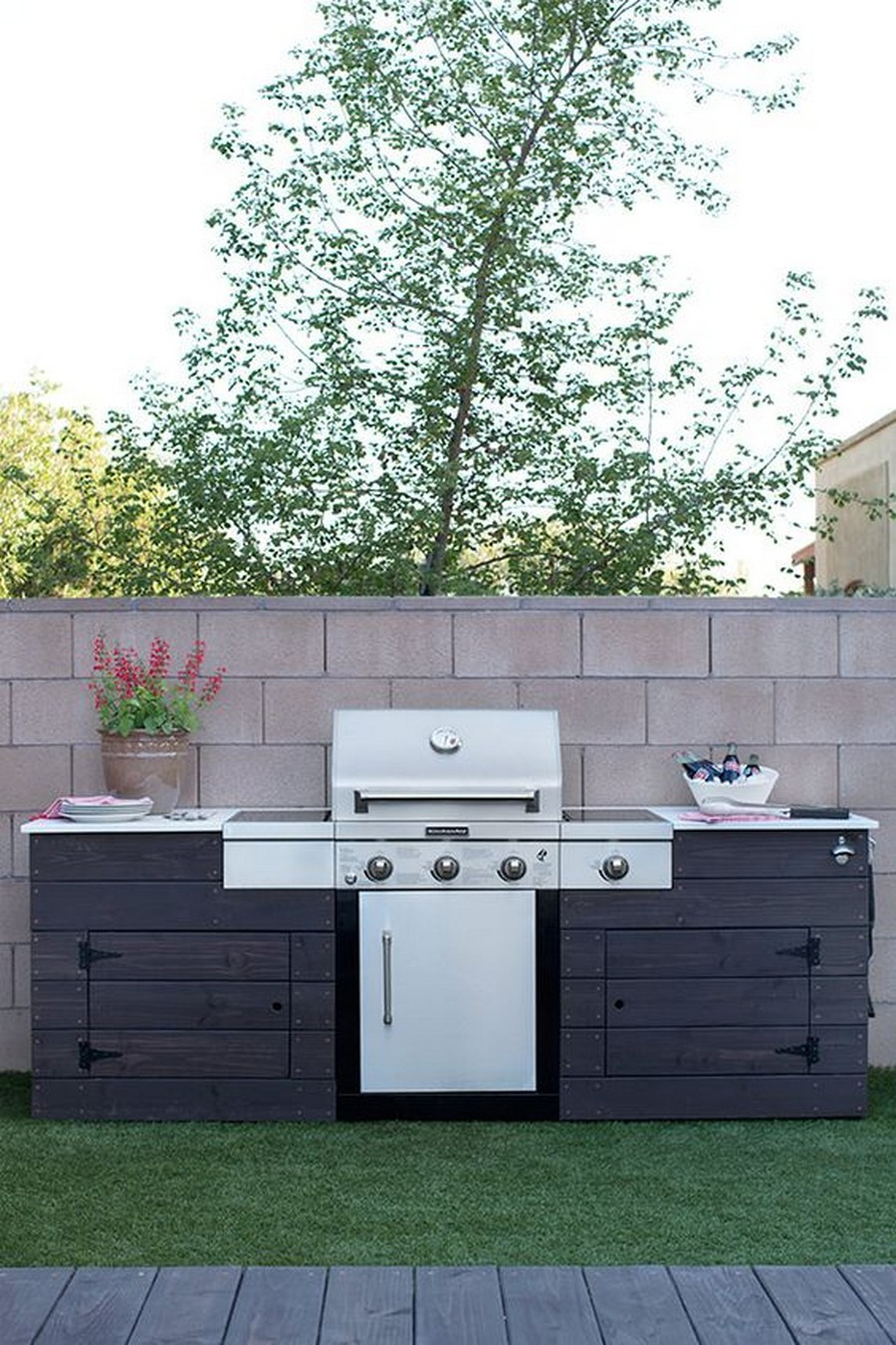 Outdoor Kitchen Design Ideas 10 Outdoor Kitchen Design Ideas Perfect For Your Backyard 10 Outdoor Kitchen Design Ideas Perfect For Your Backyard 4