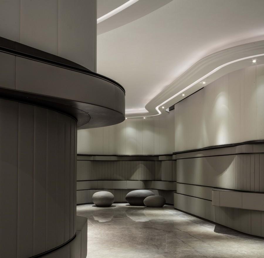 modern interior design Do You Like The Modern Interior Design Of This Sales Office? Do You Like The Modern Interior Design Of This Sales Office 2