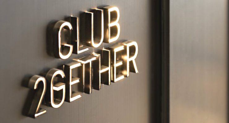 interior design Ptang Studio Limited Created The Interior Design For The Club 2Gether Ptang Studio Limited Created The Interior Design For The Club 2Gether capa 740x400