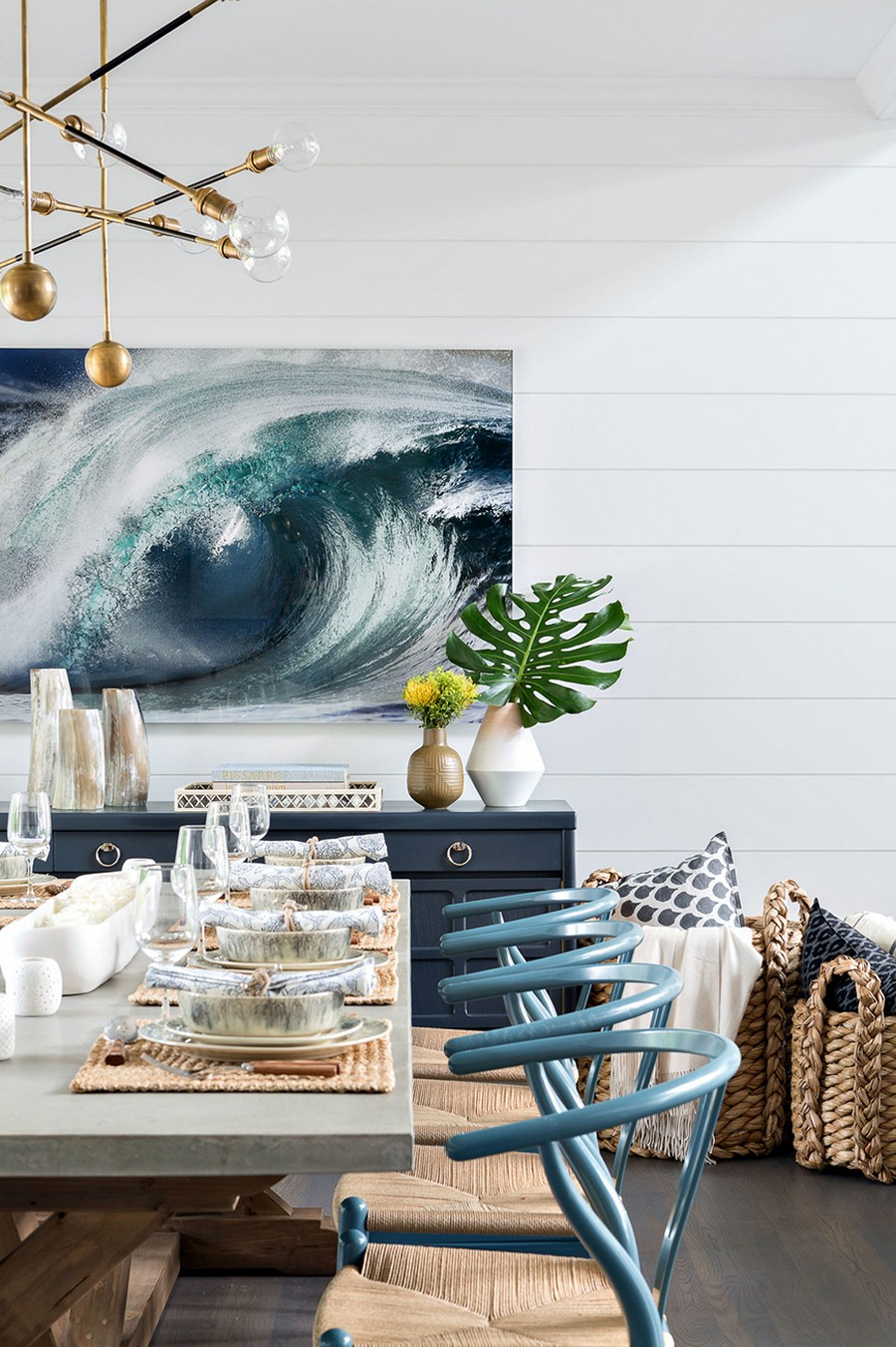 These Blue Dining Room Designs Are Super Hot On Pinterest! Blue Dining Room Designs These Blue Dining Room Designs Are Super Hot On Pinterest! These Blue Dining Room Designs Are Super Hot On Pinterest 3