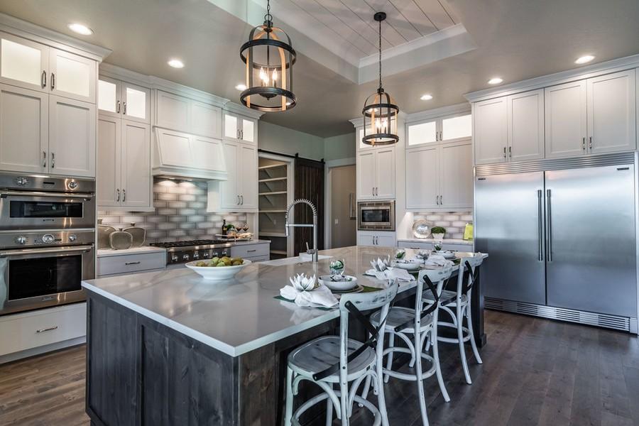 10 Farmhouse Kitchen Designs That Are Super Trendy! Farmhouse Kitchen Designs 10 Farmhouse Kitchen Designs That Are Super Trendy! 10 Farmhouse Kitchen Designs That Are Super Trendy 10