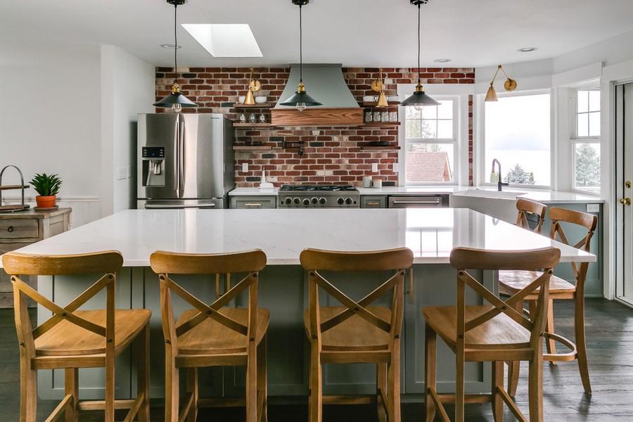 10 Farmhouse Kitchen Designs That Are Super Trendy! Farmhouse Kitchen Designs 10 Farmhouse Kitchen Designs That Are Super Trendy! 10 Farmhouse Kitchen Designs That Are Super Trendy 2