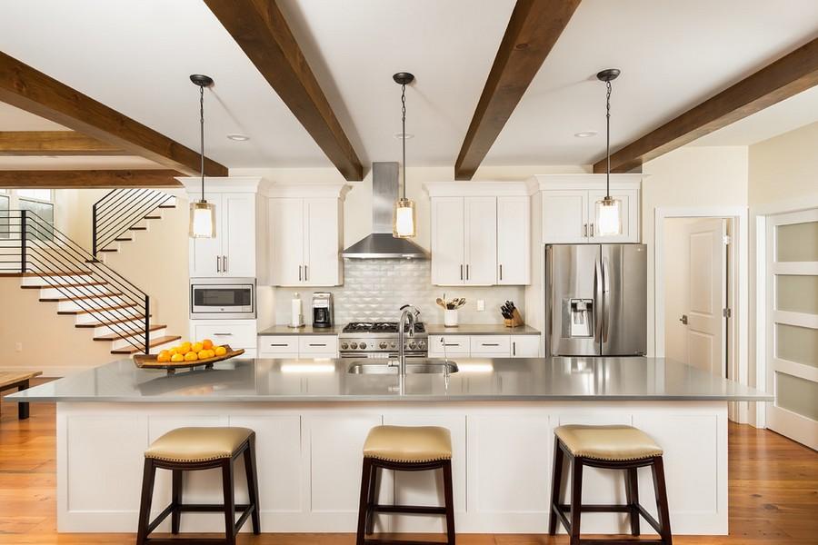 Farmhouse Kitchen Designs 10 Farmhouse Kitchen Designs That Are Super Trendy! 10 Farmhouse Kitchen Designs That Are Super Trendy 4