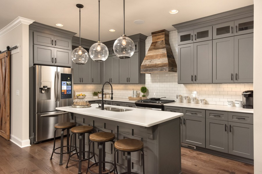 10 Farmhouse Kitchen Designs That Are Super Trendy! Farmhouse Kitchen Designs 10 Farmhouse Kitchen Designs That Are Super Trendy! 10 Farmhouse Kitchen Designs That Are Super Trendy 8