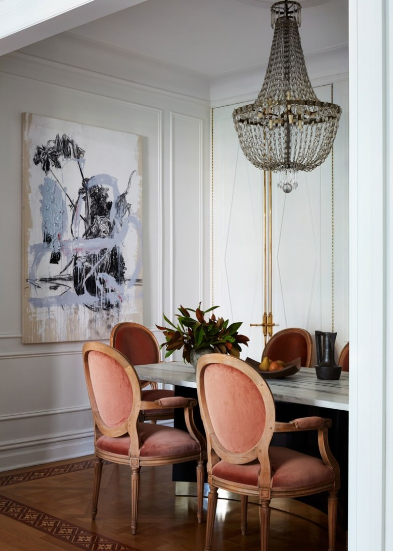 A NYC Apartment Decorated With Parisian Pied-à-Terre Design Ideas parisian pied-à-terre A NYC Apartment Decorated With Parisian Pied-à-Terre Design Ideas A NYC Apartment Decorated With Parisian Pied    Terre Design Ideas 3
