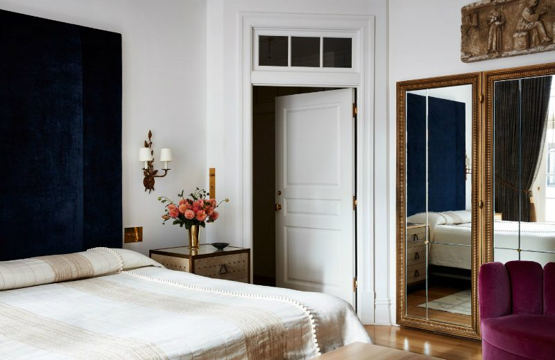 A NYC Apartment Decorated With Parisian Pied-à-Terre Design Ideas parisian pied-à-terre A NYC Apartment Decorated With Parisian Pied-à-Terre Design Ideas A NYC Apartment Decorated With Parisian Pied    Terre Design Ideas 4