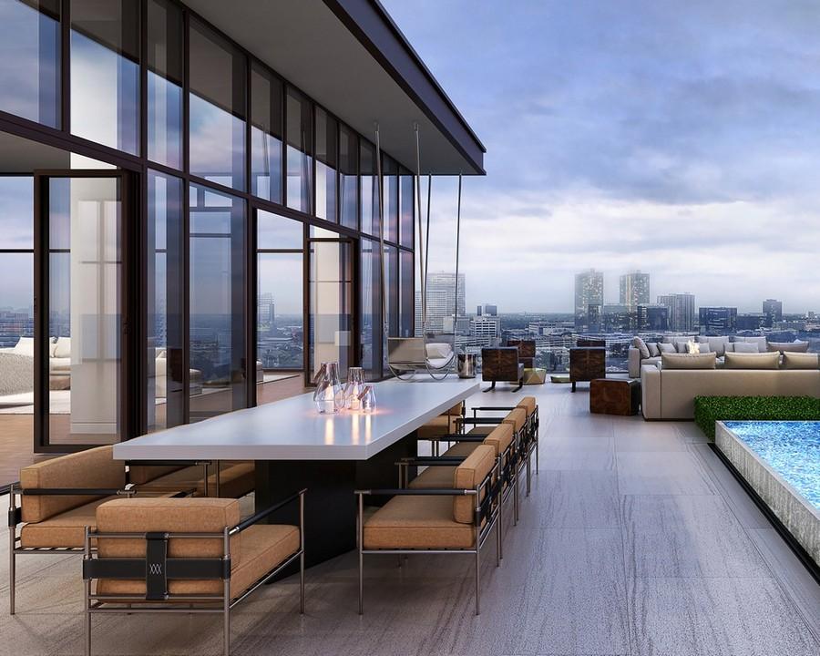 luxury condominium Houston Is Going To Have A New Stylish Luxury Condominium! Houston Is Going To Have A New Stylish Luxury Condominium 8